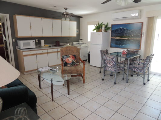 Interior View of Casa Larrea Inn, One Bedroom Master Suites